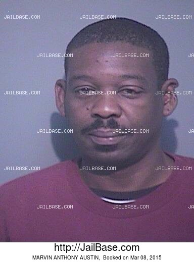 MARVIN ANTHONY AUSTIN mugshot picture