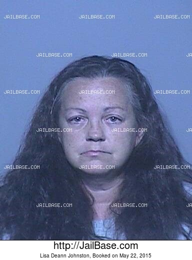 LISA DEANN JOHNSTON mugshot picture