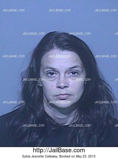 SYLVIA JEANETTE CALLAWAY mugshot picture