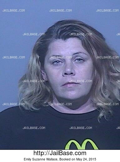 EMILY SUZANNE WALLACE mugshot picture