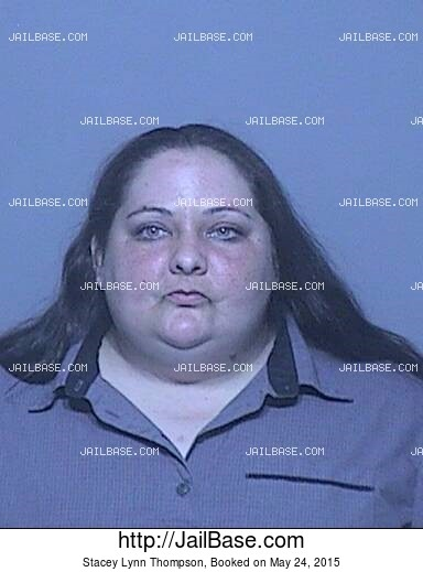 STACEY LYNN THOMPSON mugshot picture