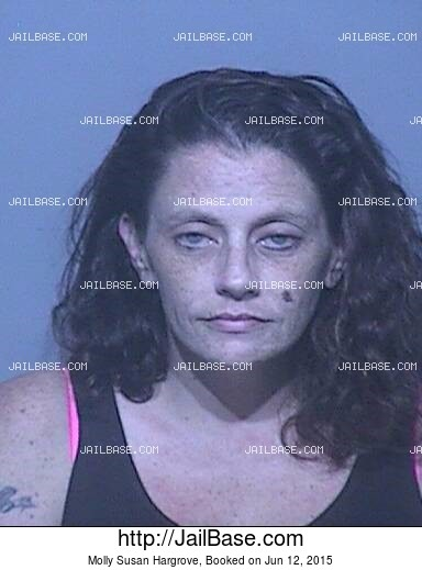MOLLY SUSAN HARGROVE mugshot picture
