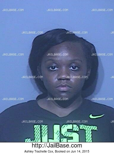 ASHLEY TRACHELLE COX mugshot picture