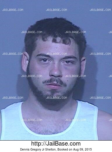 DENNIS GREGORY JR SHELTON mugshot picture