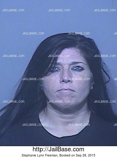 STEPHANIE LYNN FREEMAN mugshot picture