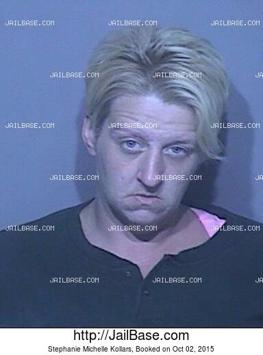 STEPHANIE MICHELLE KOLLARS mugshot picture
