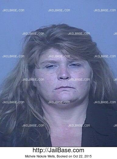 MICHELE NICKOLE WELLS mugshot picture