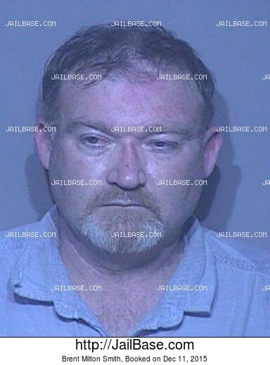 BRENT MILTON SMITH mugshot picture