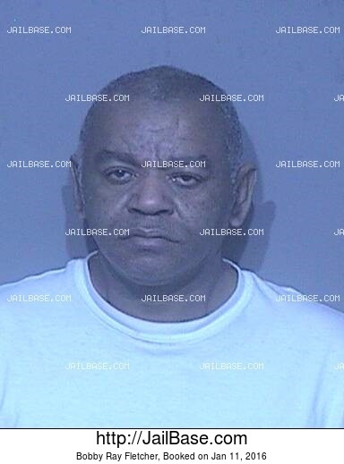 BOBBY RAY FLETCHER mugshot picture