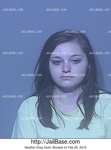 HEATHER SHAY SCOTT mugshot picture