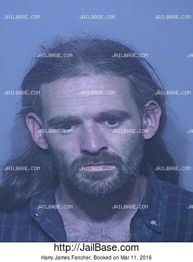 HARRY JAMES FANCHER mugshot picture