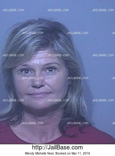 WENDY MICHELLE NOEL mugshot picture