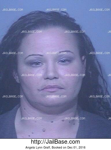 ANGELA LYNN GRAFF mugshot picture