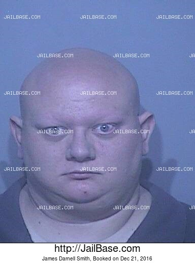 JAMES DARNELL SMITH mugshot picture