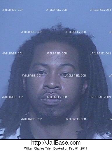 WILLIAM CHARLES TYLER mugshot picture