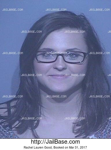 RACHEL LAUREN GOOD mugshot picture
