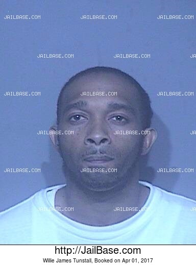 WILLIE JAMES TUNSTALL mugshot picture