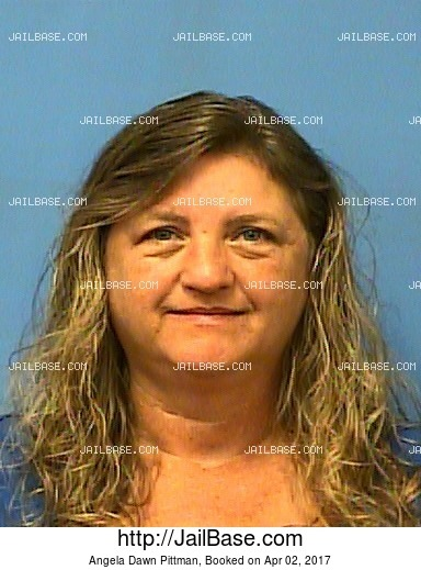 ANGELA DAWN PITTMAN mugshot picture