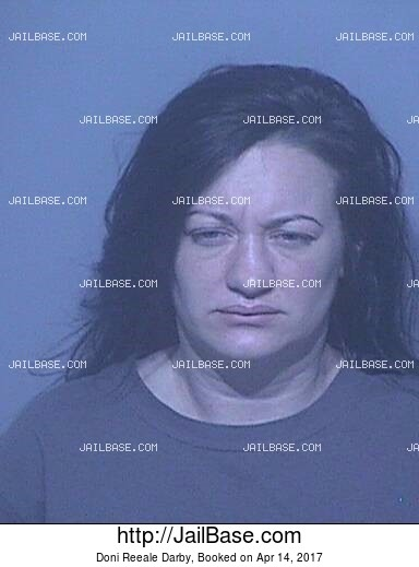 DONI REEALE DARBY mugshot picture