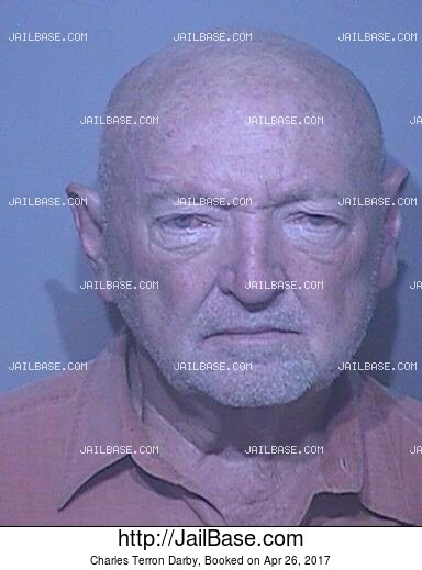 CHARLES TERRON DARBY mugshot picture