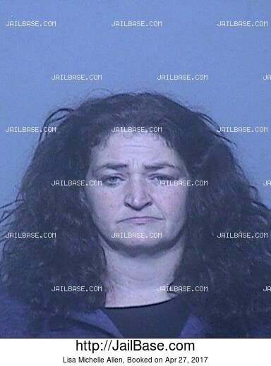 LISA MICHELLE ALLEN mugshot picture