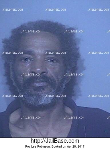 ROY LEE ROBINSON mugshot picture