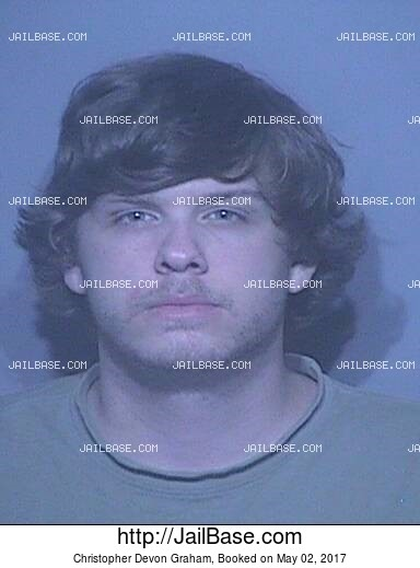 CHRISTOPHER DEVON GRAHAM mugshot picture