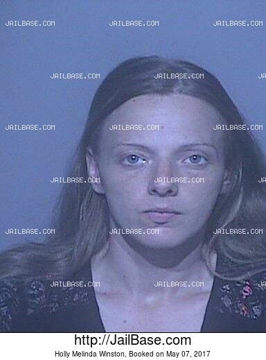 HOLLY MELINDA WINSTON mugshot picture