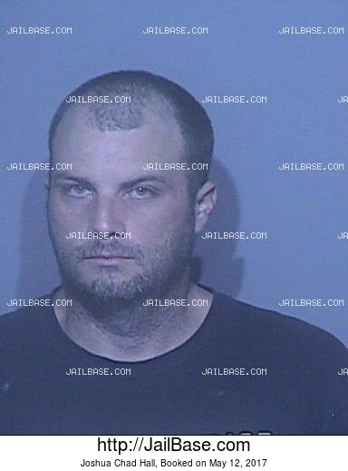 JOSHUA CHAD HALL mugshot picture