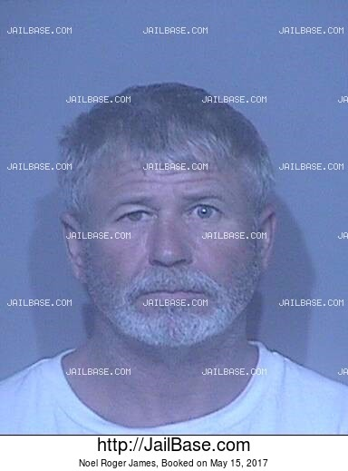 NOEL ROGER JAMES mugshot picture