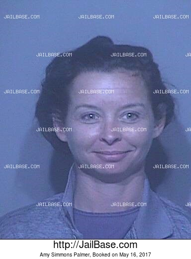 AMY SIMMONS PALMER mugshot picture
