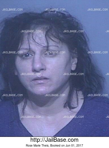 ROSE MARIE THEIS mugshot picture