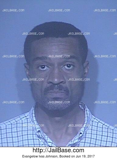 EVANGELOW IVAS JOHNSON mugshot picture