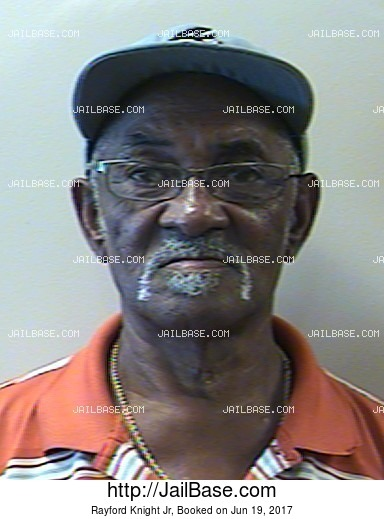 RAYFORD KNIGHT JR mugshot picture