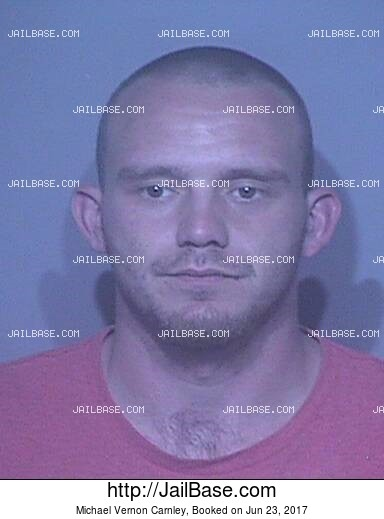 MICHAEL VERNON CARNLEY mugshot picture