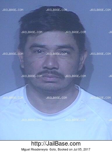 MIGUEL RIVADENEYRA -SOTO mugshot picture