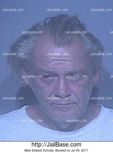 MARK EDWARD SCHULTIS mugshot picture