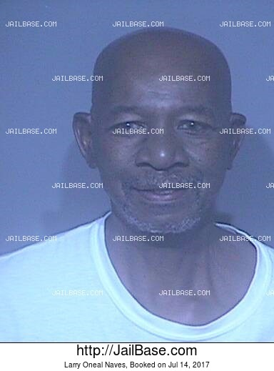 LARRY ONEAL NAVES mugshot picture