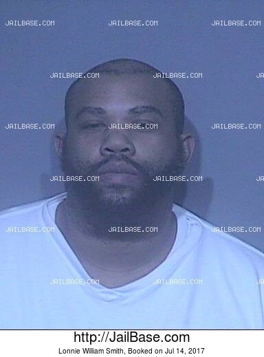 LONNIE WILLIAM SMITH mugshot picture