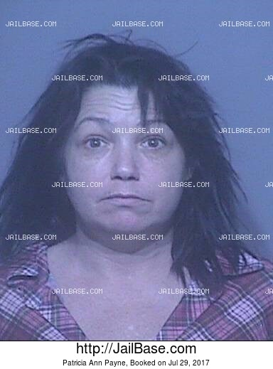 PATRICIA ANN PAYNE mugshot picture