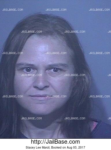 STACEY LEE MARCIL mugshot picture