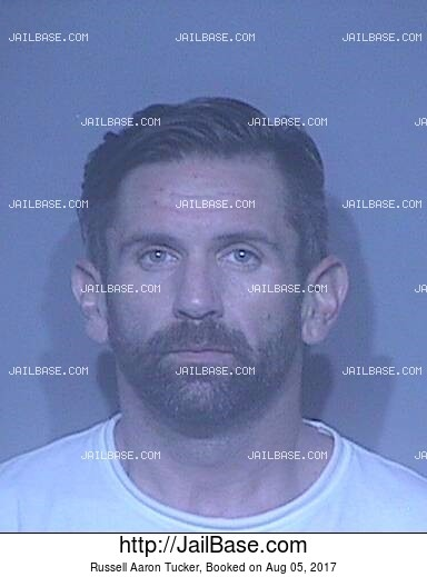 RUSSELL AARON TUCKER mugshot picture