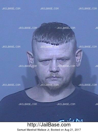 SAMUEL MARSHALL WALLACE JR mugshot picture
