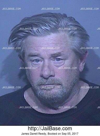 JAMES DARRELL REEDY mugshot picture