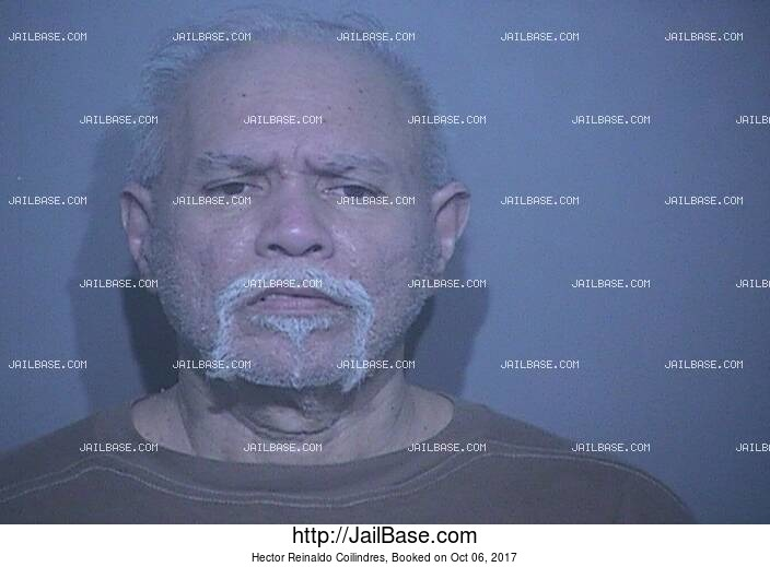 HECTOR REINALDO COILINDRES mugshot picture