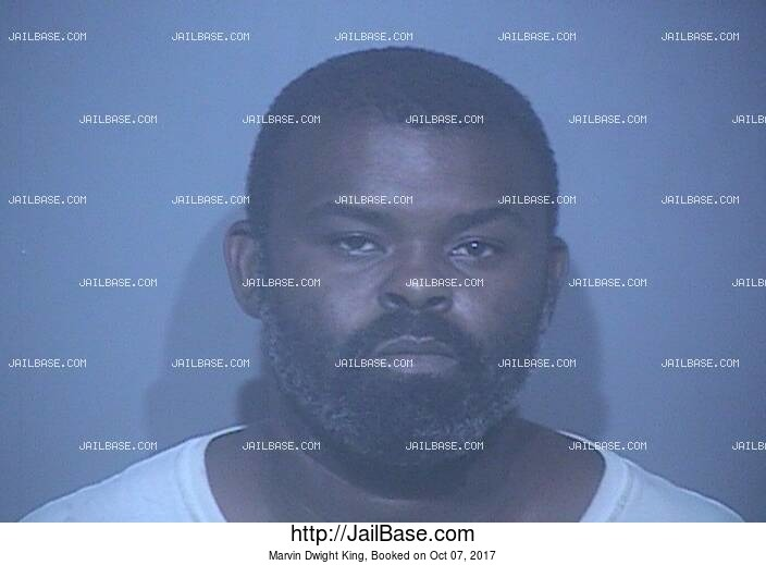 MARVIN DWIGHT KING mugshot picture