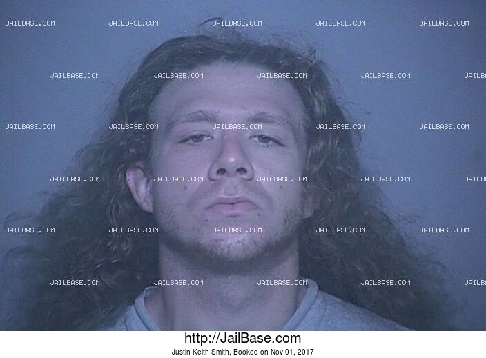 JUSTIN KEITH SMITH mugshot picture