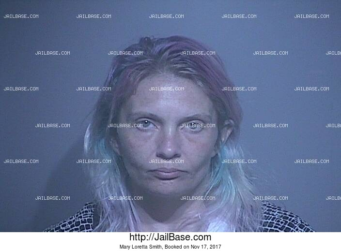 MARY LORETTA SMITH mugshot picture