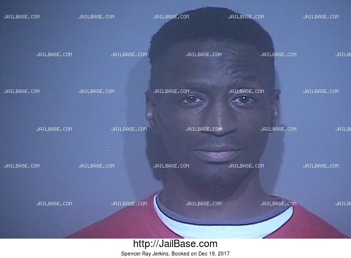 SPENCER RAY JERKINS mugshot picture