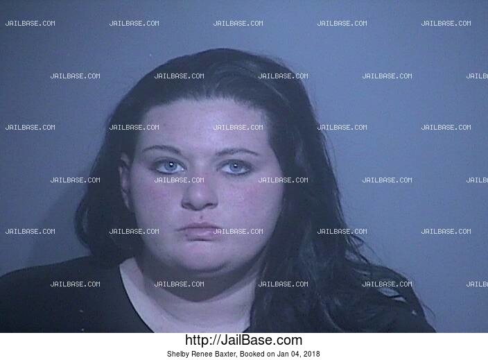 SHELBY RENEE BAXTER mugshot picture